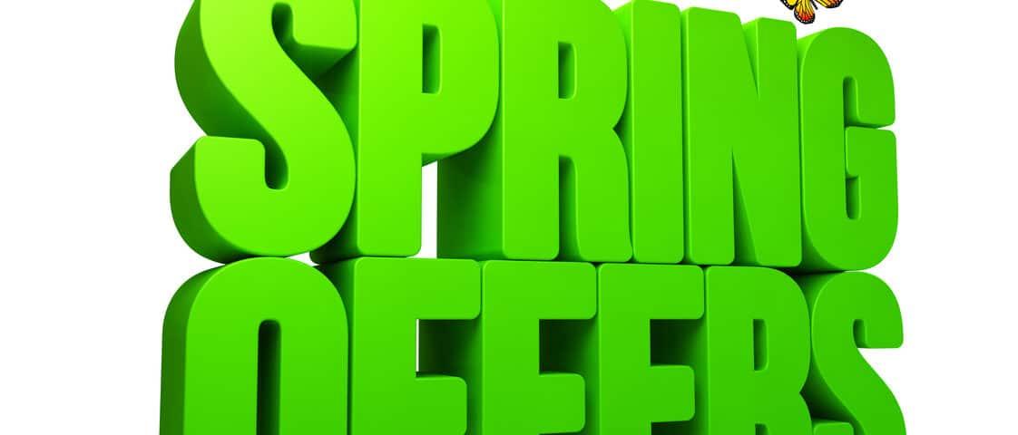 Superior CoOp HVAC-Spring Specials
