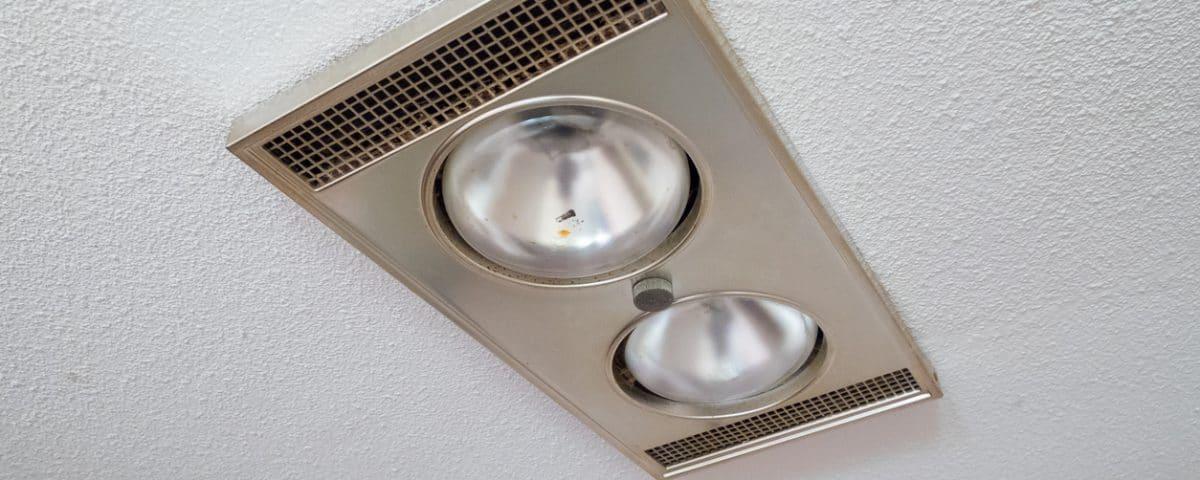 SCOOP - Bathroom Exhaust Fan