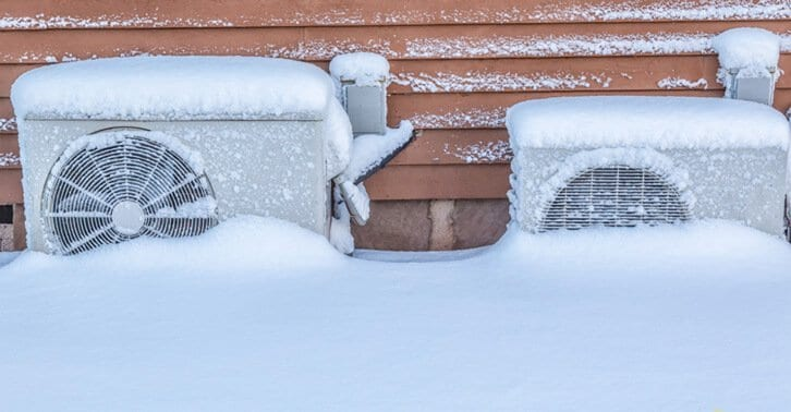 Frozen Heat Pump Coils? Here Is What To Do!