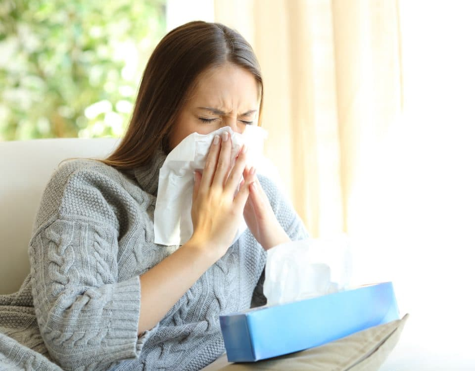 Superior CoOp HVAC - Top 5 Tips to Alleviate Allergies With Your HVAC System