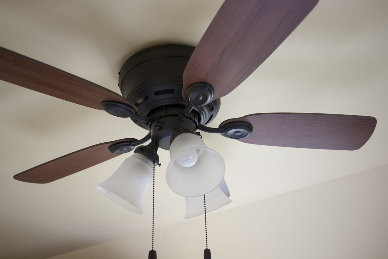 Distribute Heat With A Ceiling Fan Superior Co Op Hvac