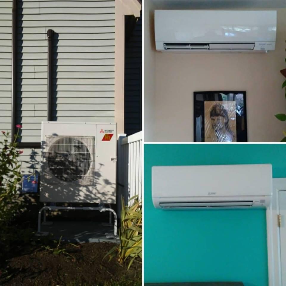 5 Zones Hyper Heat in Greenwich NY