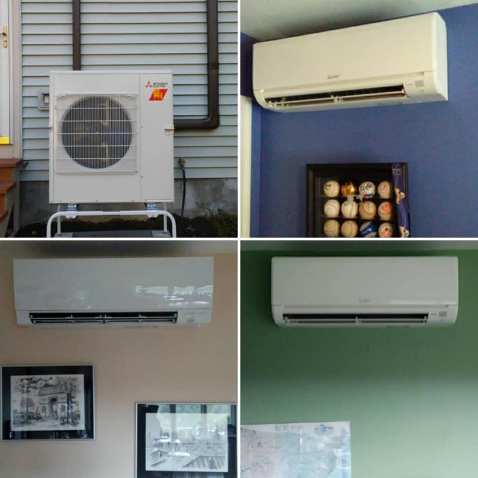 5 Zones Hyper Heat in Greenwich NY1