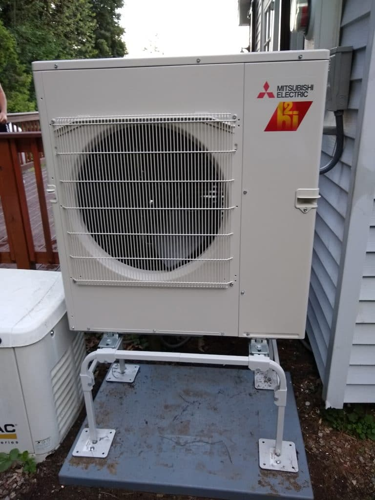 Superior Co OP HVAC Heating Cooling jobs Completed 102