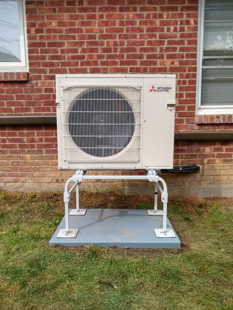 Superior Co OP HVAC Heating Cooling jobs Completed 109