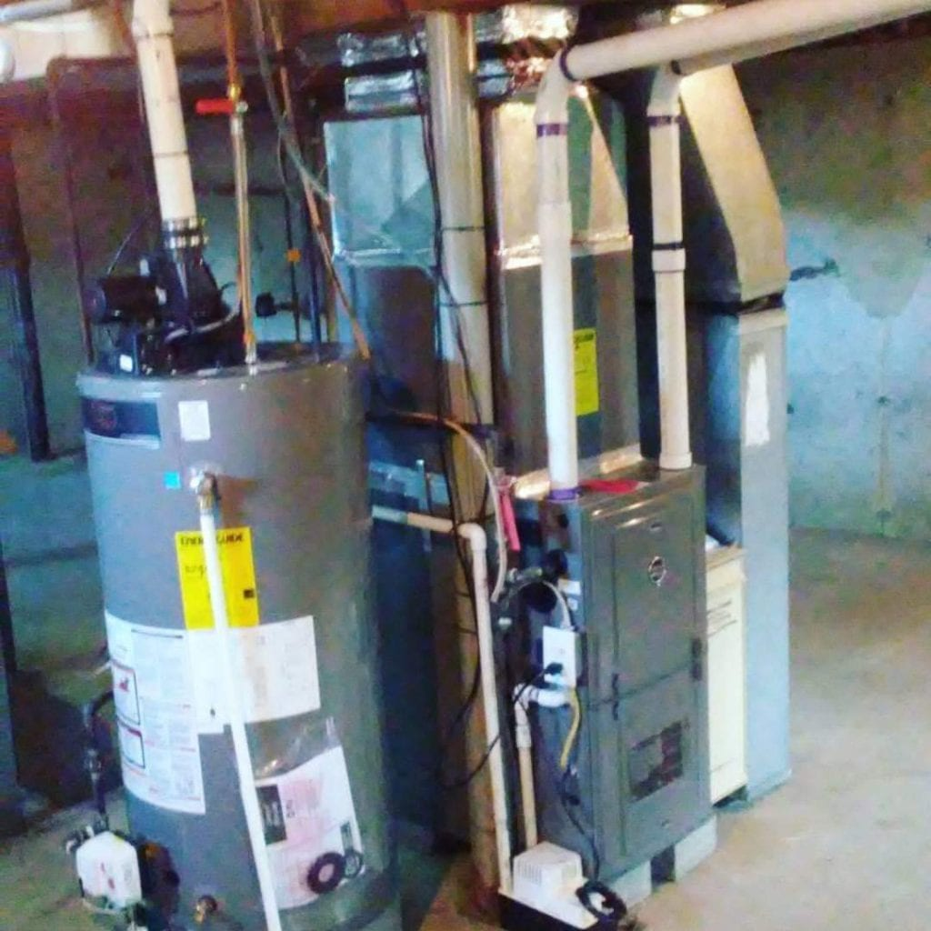 Superior Co OP HVAC Heating Cooling jobs Completed 11 1