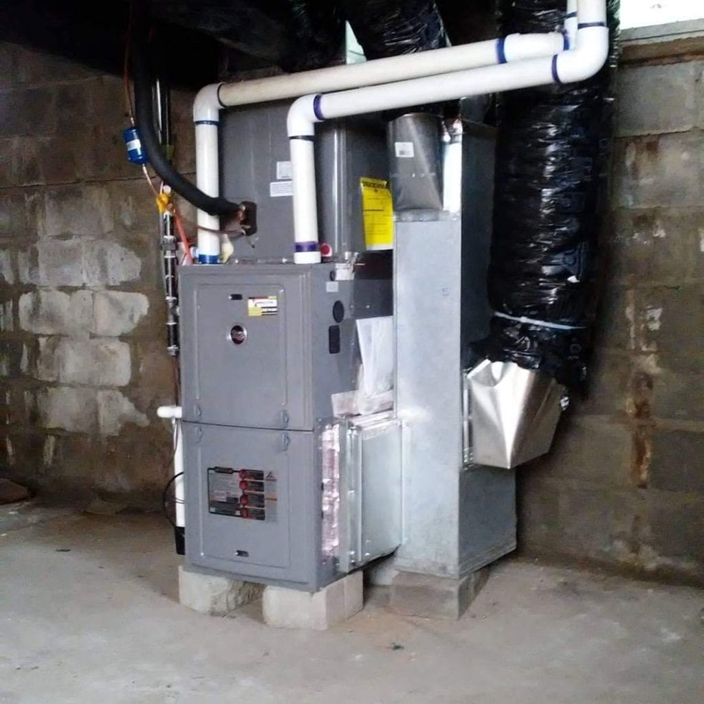 Superior Co OP HVAC Heating Cooling jobs Completed 12 2