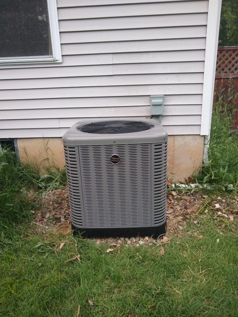 Superior Co OP HVAC Heating Cooling jobs Completed 83