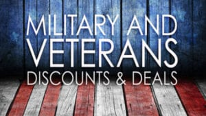 veterans discounts on heat pumps