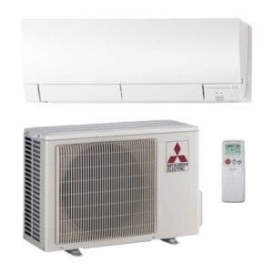 scoop hvac mitsubishi hyper heating and cooling