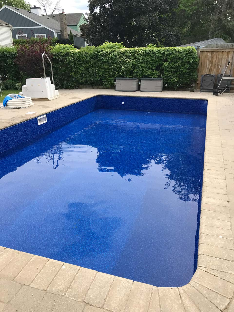 pool services and heat pumps