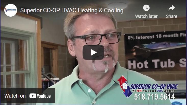 Superior CO-OP HVAC Story
